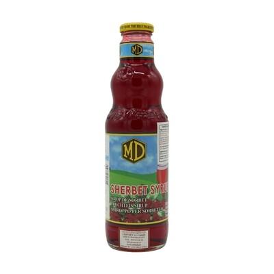 MD Sherbet Syrup 12 x 750 ml