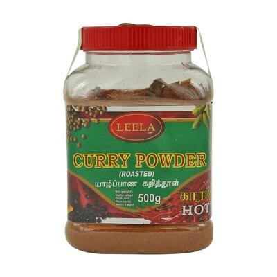 Leela Jaffna Curry Powder-Hot 32 x 500 g