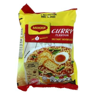 Maggi Noodles Curry 20 x 79 g