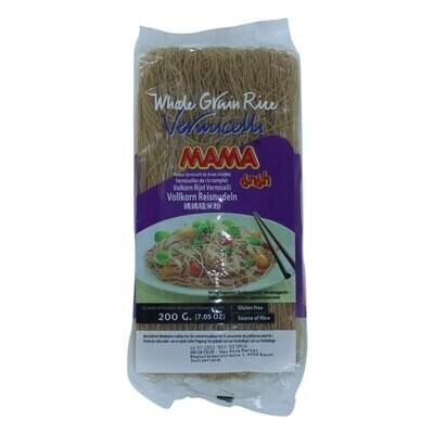 Mama Brown Rice Vermicelli 40 x 200 g