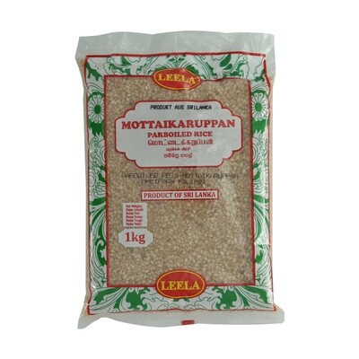 Leela Mottakaruppan T/P 24 x 1 kg