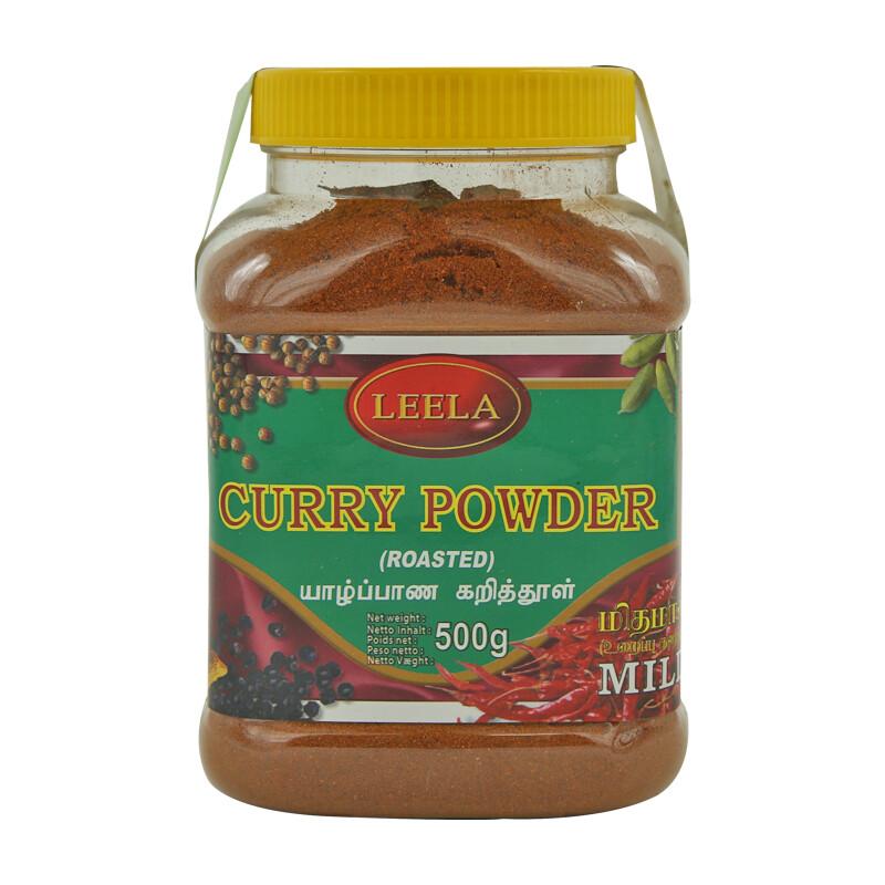 Leela Jaffna Curry Powder-Mild 32 x 500 g
