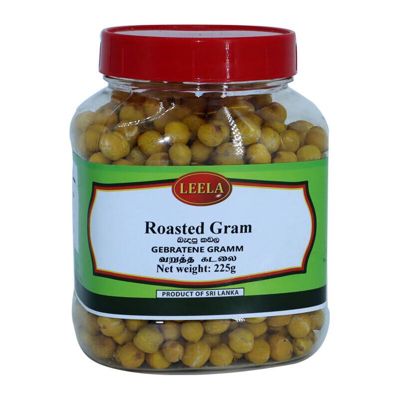 Leela Roasted Gram 40 x 225 g