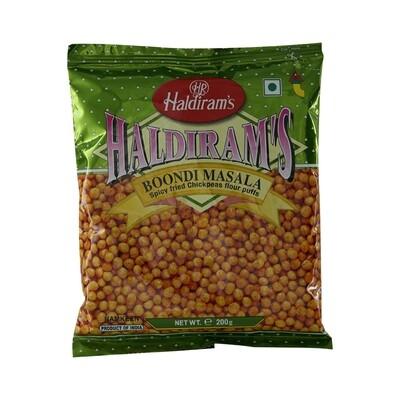 Haldiram Boondi Masala 10 x 200 g