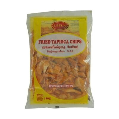 Leela Tapioca Chips 30 x 150 g