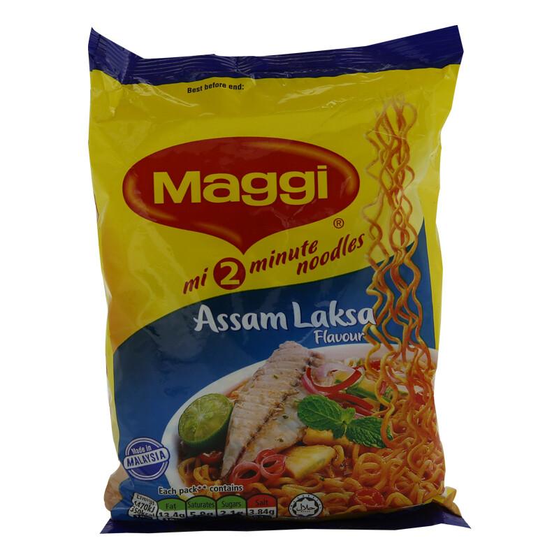 Maggi Noodles Assam Laksa 20 x 78 g