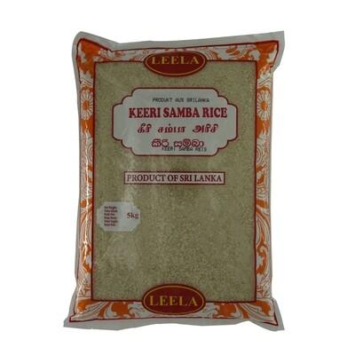 Leela Keeri Samba Rice 5 x 5 kg