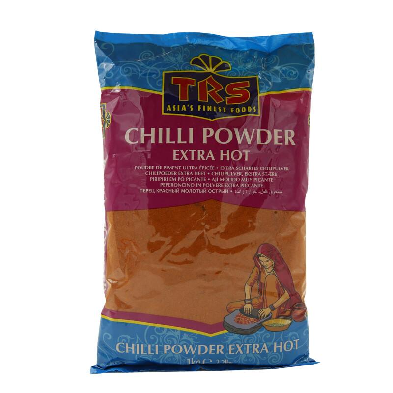 TRS Chilli Powder Ex Hot 6 x 1 kg
