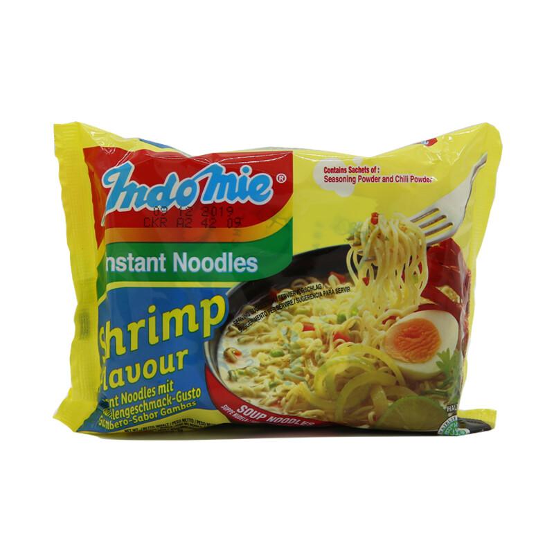 Indomie Instant Noodle Shrimp 40 x 70 g