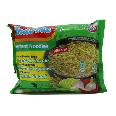 Indomie Instant Noodle Soup Vegetable 40 x 75 g