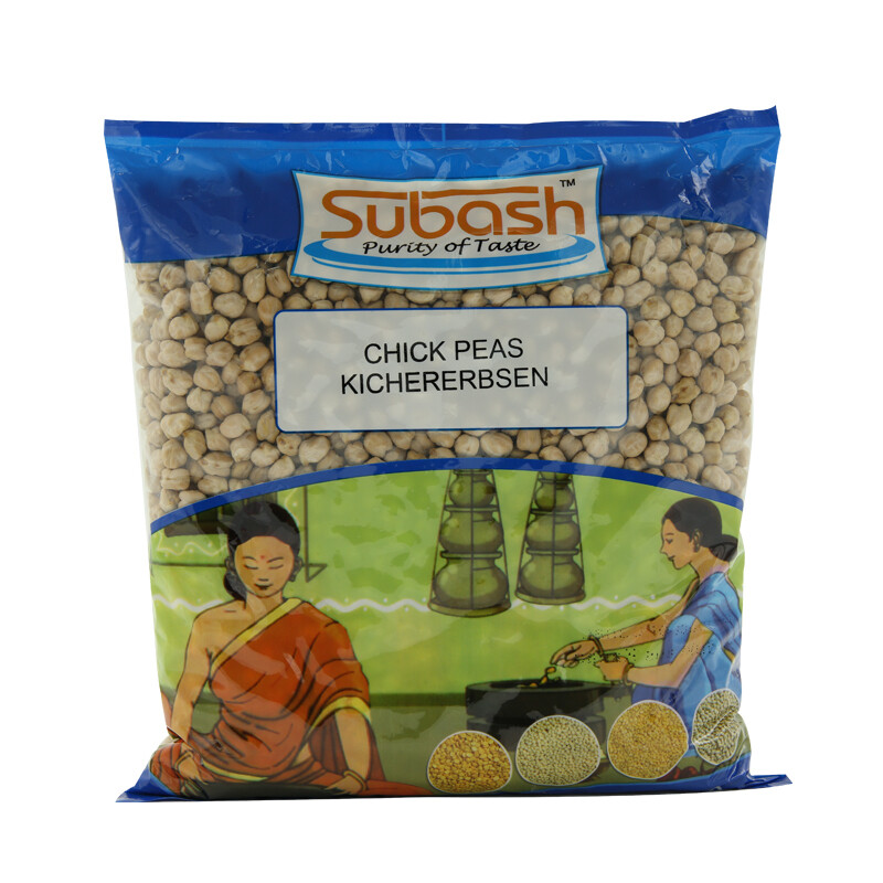 Subash Chick Peas 10 x 2 kg