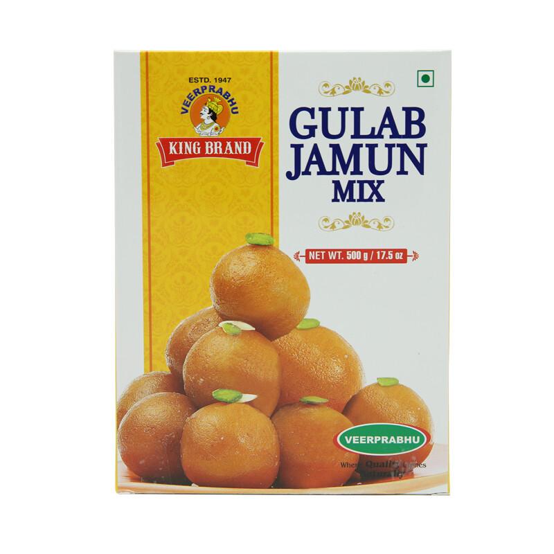 Gits Gulab Jamun 5 x 500 g