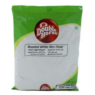 Double Horse White Rice Powder Roasted 12 x 1 kg