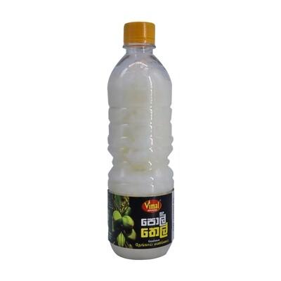 Vimal Coconut Oil 12 x 1 L