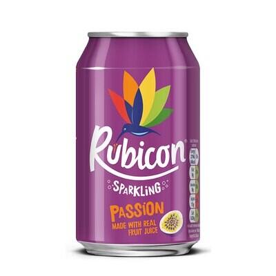 Rubicon Passion Drink 24 x 330 ml