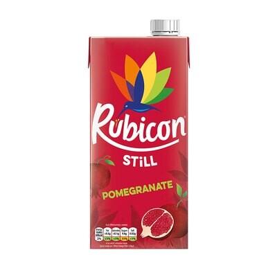 Rubicon Pomegranate Drink 12 x 1L