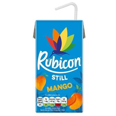 Rubicon Mango Drink 27 x 288 ml