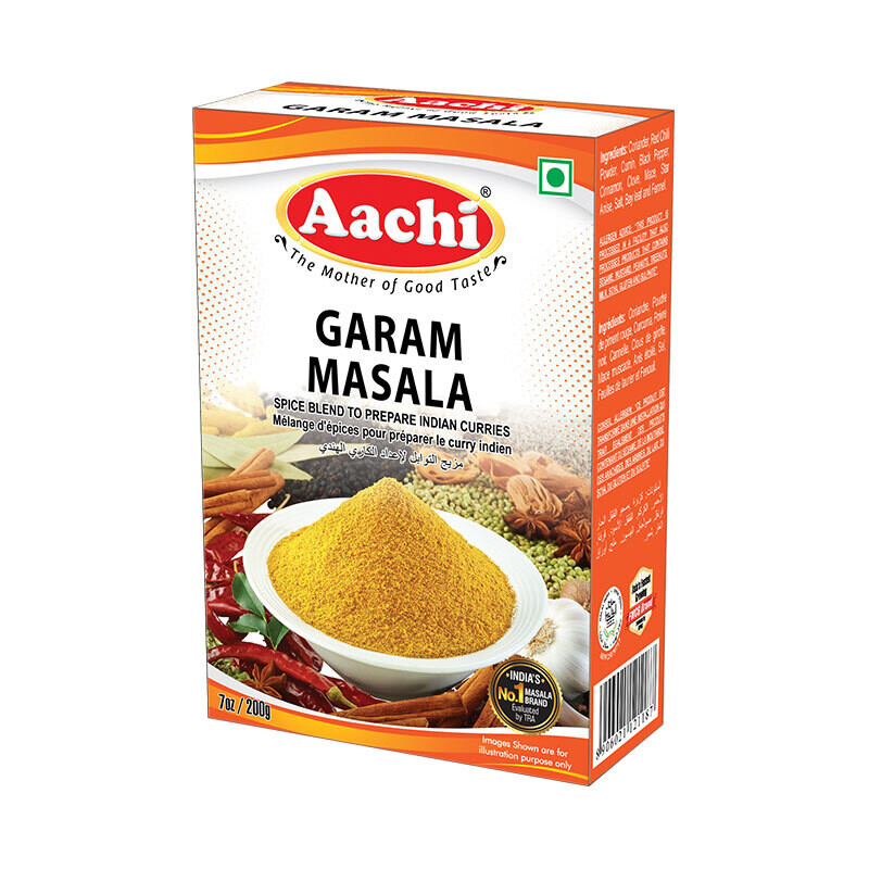 Aachi Garam Masala 10 x 200 g