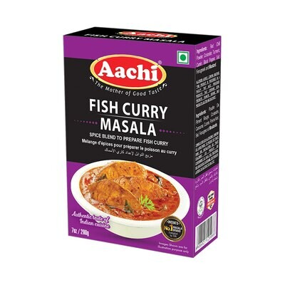 Aachi Fish Curry 10 x 200 g