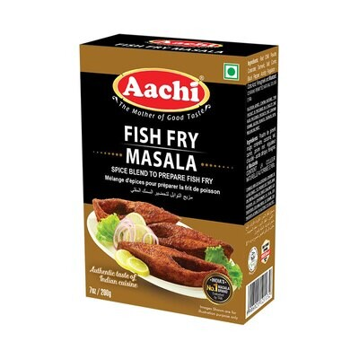 Aachi Fish Fry 10 x 200 g