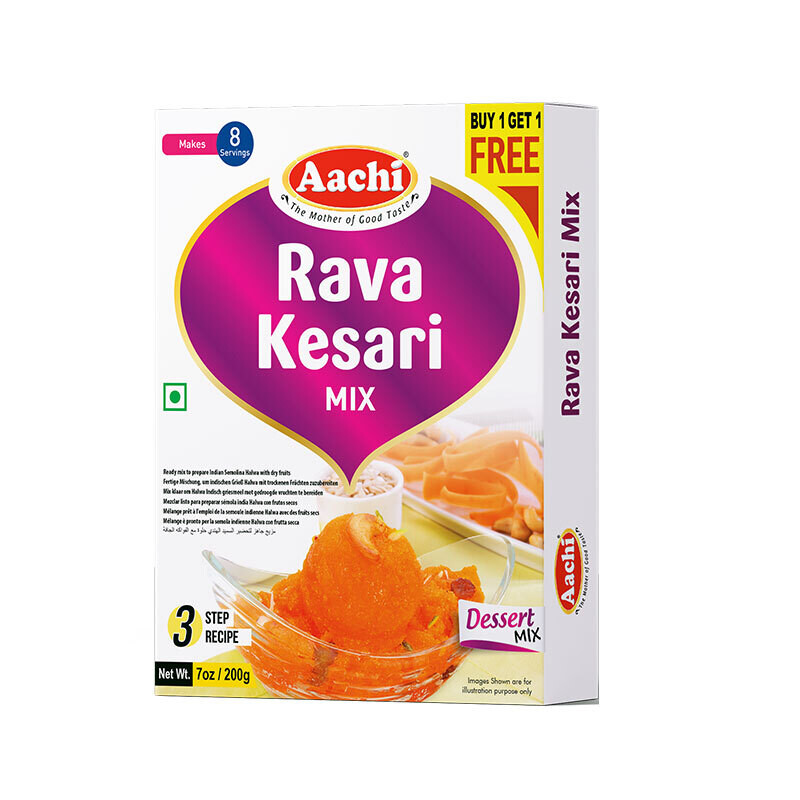 Aachi Rava Kesari Mix 10 x 200 g