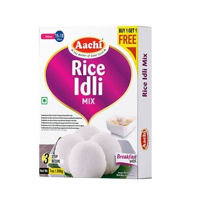 Aachi Rice Idly Mix 10 x 200 g