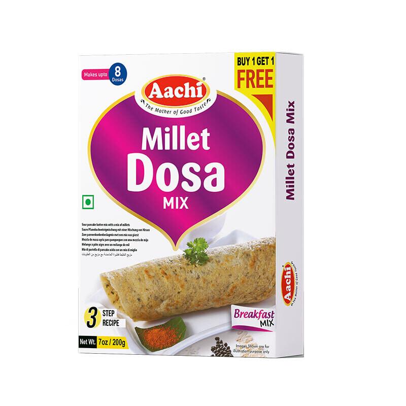 Aachi Millet Dosa Mix 10 x 200 g