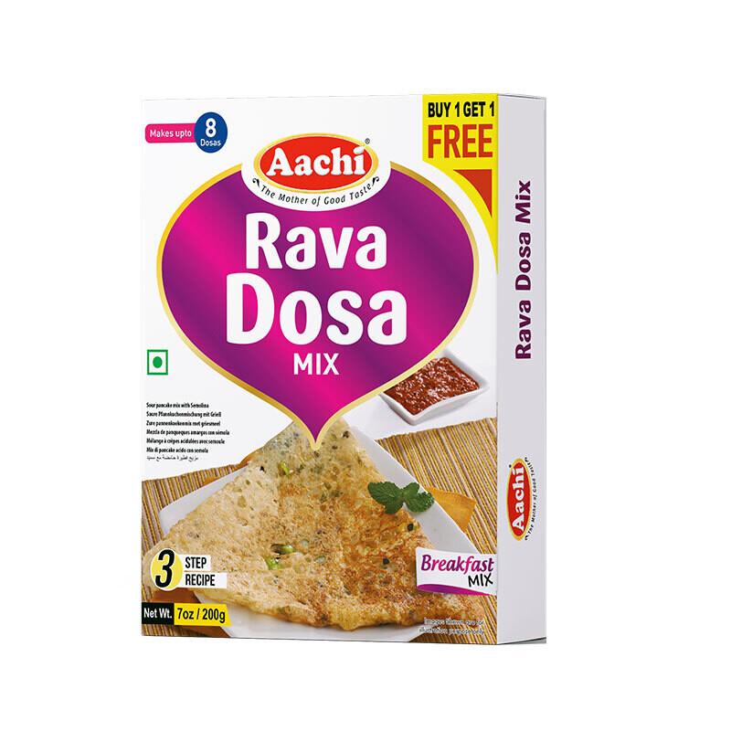 Aachi Rava Dosa Mix 10 X 200g