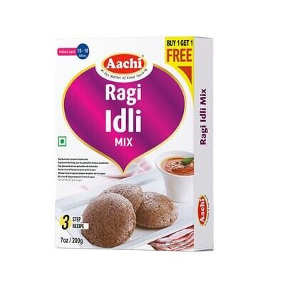 Aachi Ragi Idly Mix 10 X 200 g