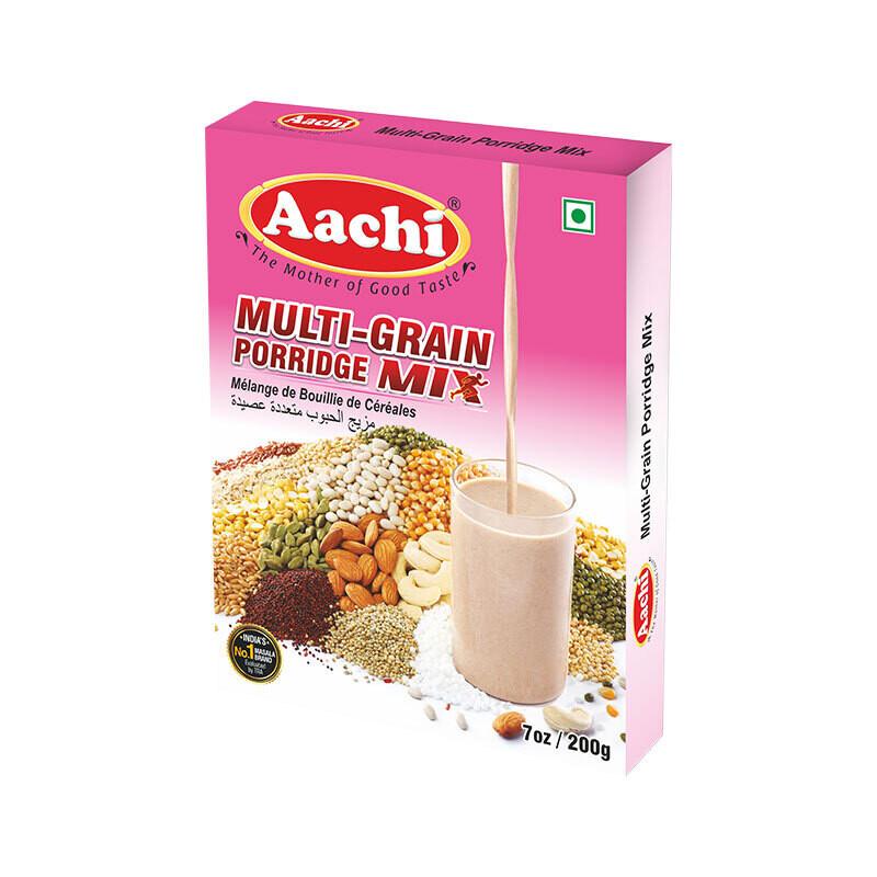 Aachi Multi Grain Porridge Mix 10 x 200 g