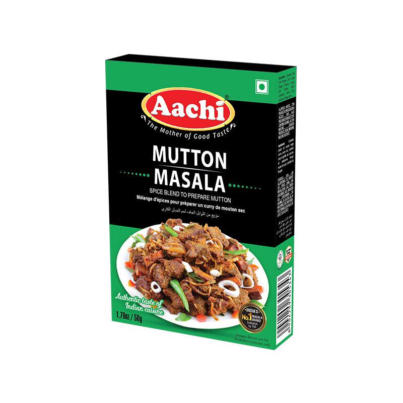 Aachi Mutton Masala 12 x 50 g