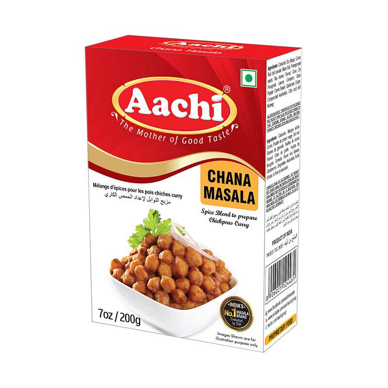 Aachi Chana Masala 10 x 200 g
