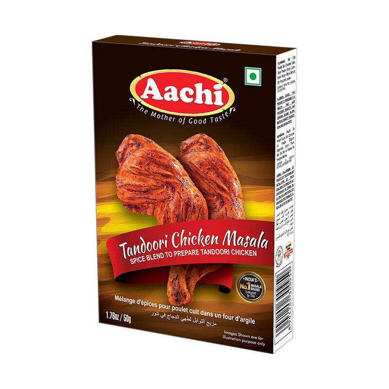 Aachi Tandoori Chicken Masala 10 x 200 g