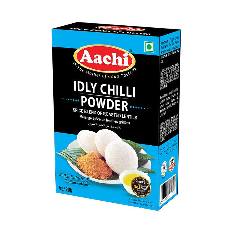 Aachi Idli Chilli Powder 10 x 200 g