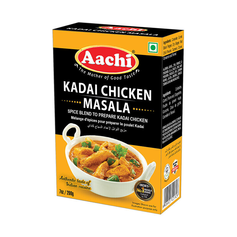 Aachi Kadai Chicken 10 x 200 g