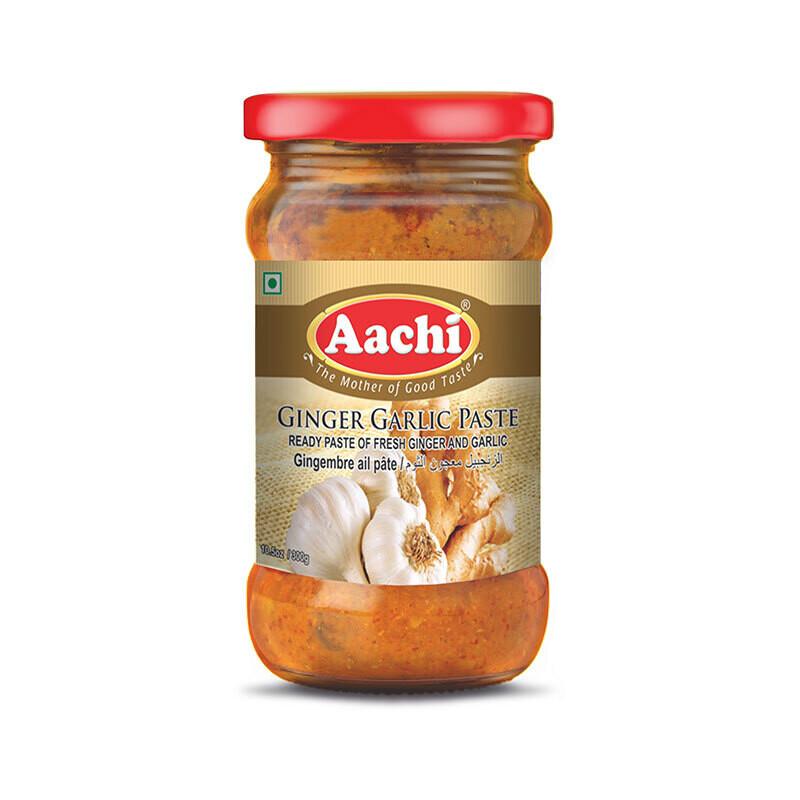 Aachi Ginger & Garlic Paste 24 x 300 g