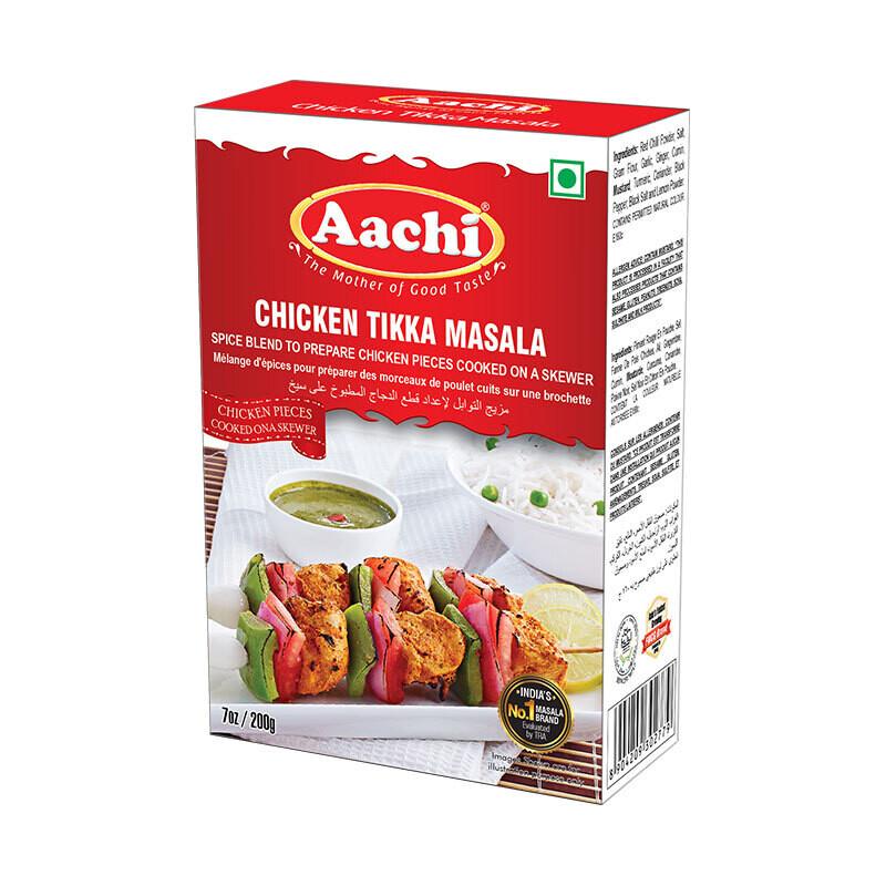 Aachi Chicken Tikka Masala 10 x 200 g