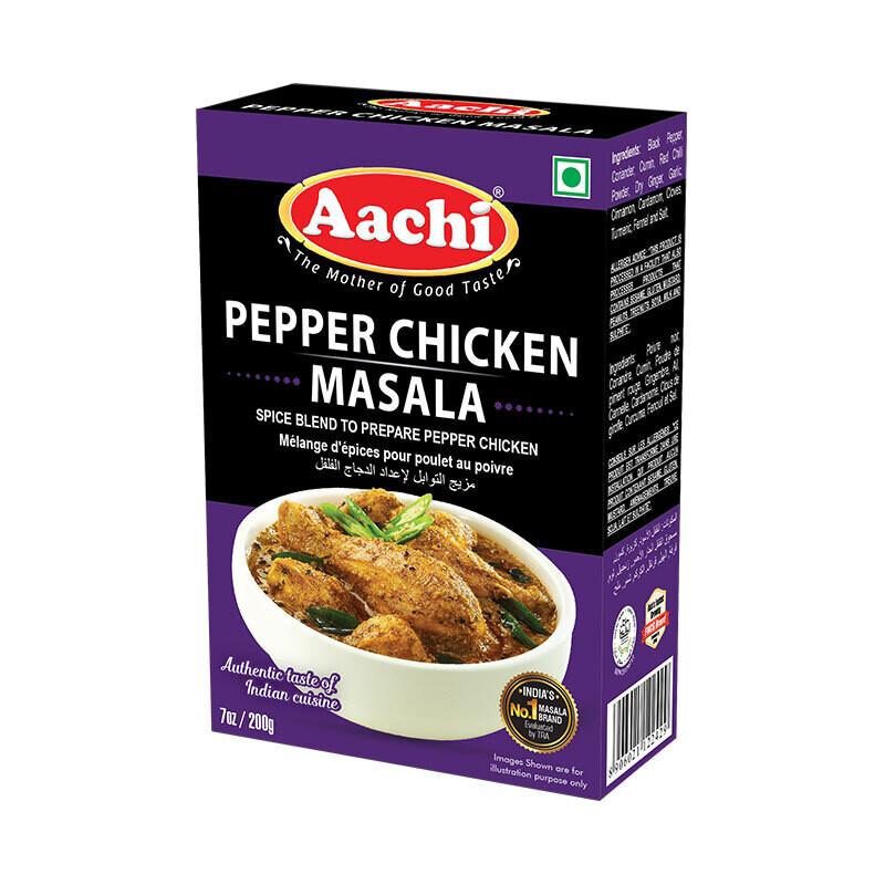 Aachi Pepper Chicken 10 x 200 g