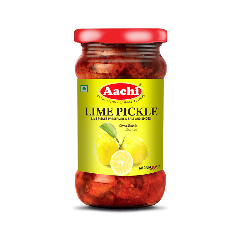 Aachi Lime Pickle 24 x 300 g