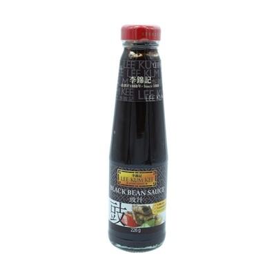 Lee Kum Kee Black Bean Sauce 12 x 226 g