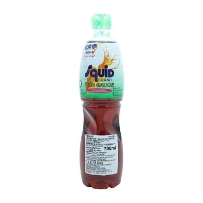 Squid Fischsauce Gl 12 x 725 ml