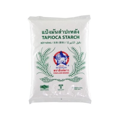 Star Lion Tapioka Flour 20 x 500 g