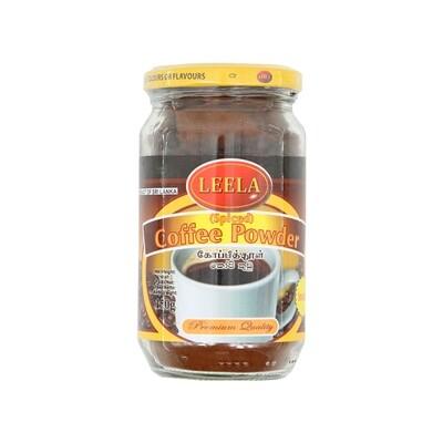 Leela Coffee Powder-With Spices 24 x 150 g