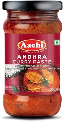 Aachi Andhra Curry Paste 24 x 300 g