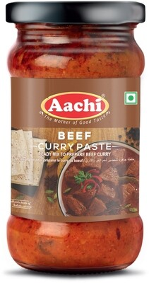Aachi Beef Curry Paste 24 x 300 g