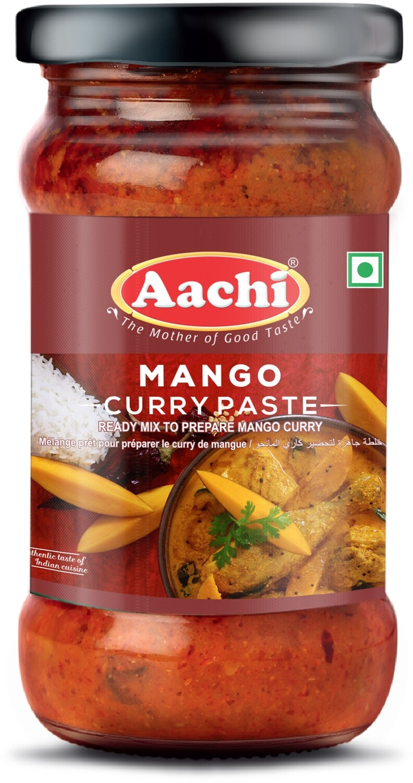 Aachi Mango Curry Paste 24 x 300 g