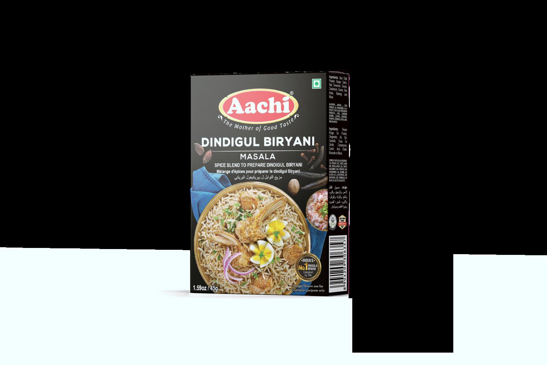 Aachi Dindigul Biryani Masala 12 x 45 g