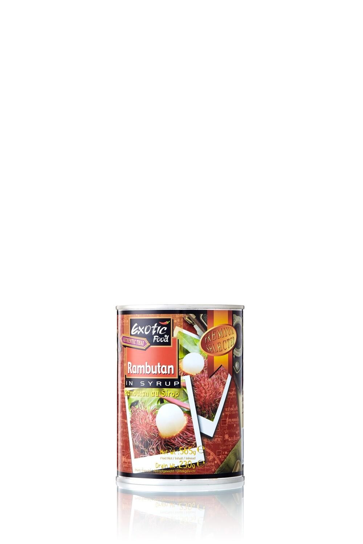 Exotic Rambutan In Syrup 12 x 565 g