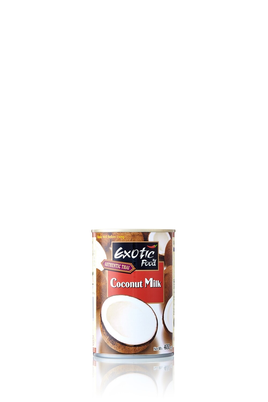 Exotic Coconut Milk 12 x 400 ml