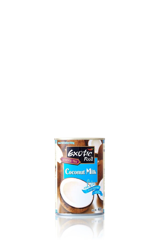 Exotic Coconut Milk Lite 12 x 400 ml